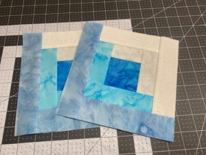 tree of life qal, log cabin tree of life qal, paper pieced quilt blocks,